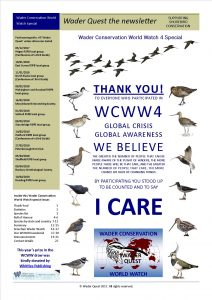 WCWW 2017 Newsletter - Special Edition
